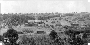 Hezron Mine Camp 1919